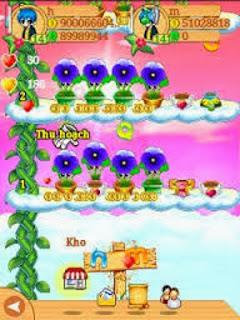 Tai Game Khu Vuon Dia Dang 140 cho java Android