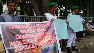 citisfm-Aceh Tengah Antisipasi Dampak Rusuh Tolikara