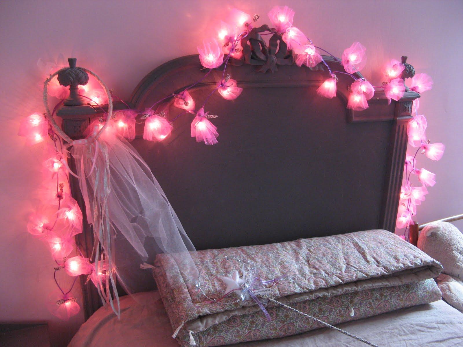 D co les incontournables de flo deco chambre de princesse - Deco chambre princesse ...