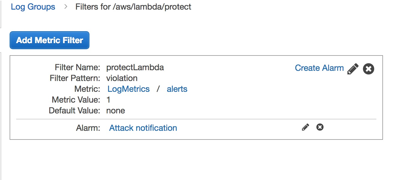 Blueinfys Blog Runtime Lambda Protection Part 2 Monitoring