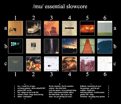 Essential Slowcore