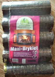 Maxi-Brykiet Dąbex