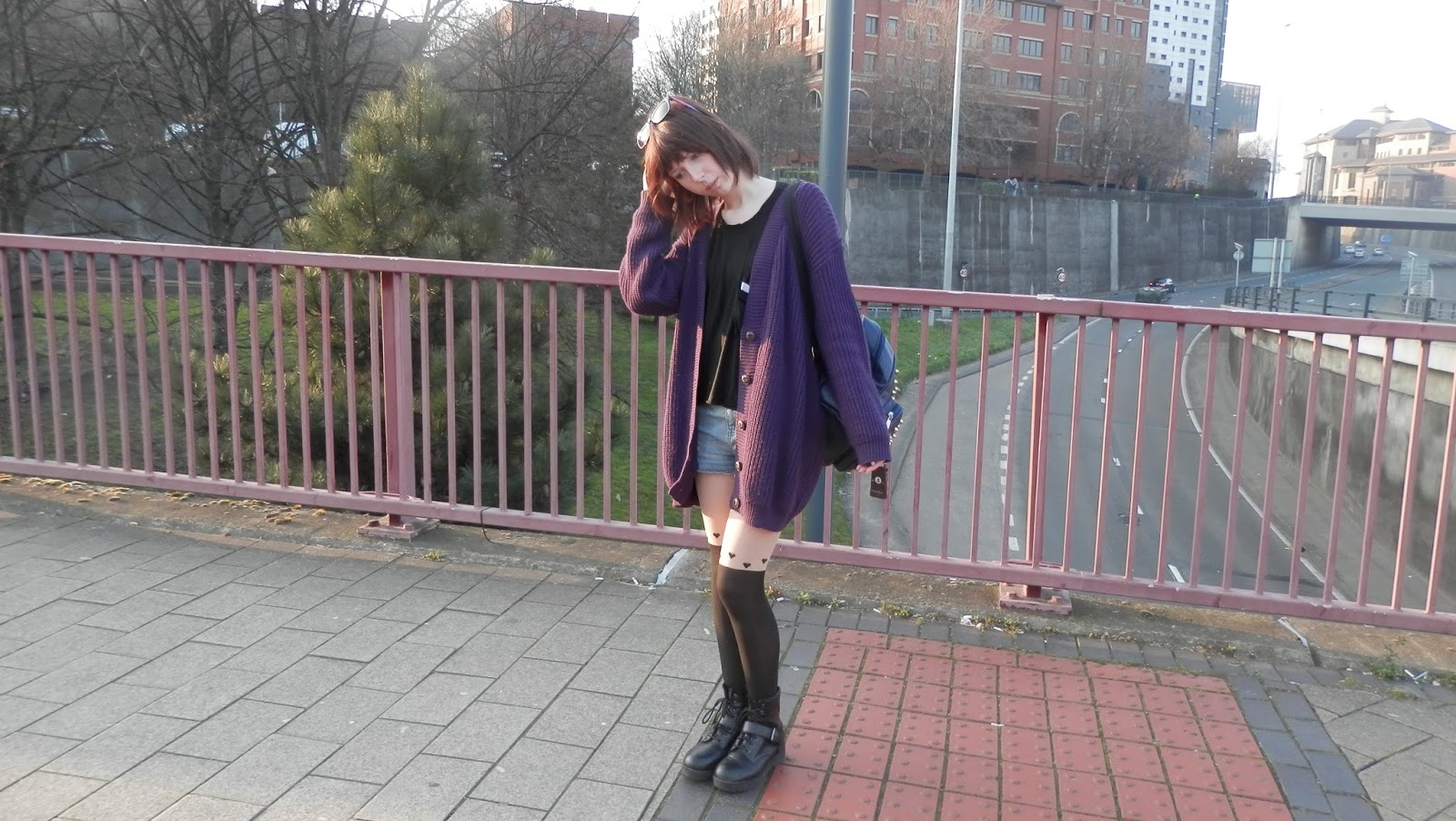 Jstyle, Japanese Fashion, Shorts, Outfit, Heart Tights