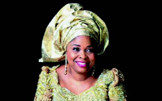 Mrs. Patience Jonathan