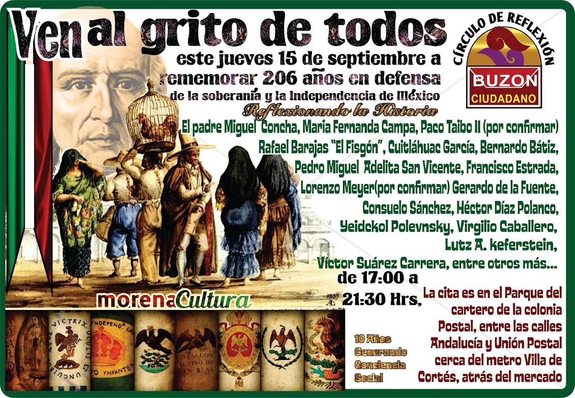 EL GRITO DE TODOS