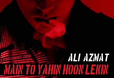 Main To Yahin Hoon Lekin - Main Aur Charles (2015)
