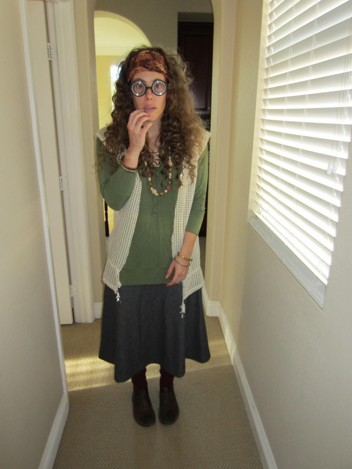 amanda did it diy projects sybill trelawney cosplay tutorial