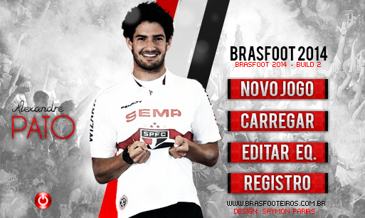 Baixar Skin Alexandre Pato – Brasfoot 2014