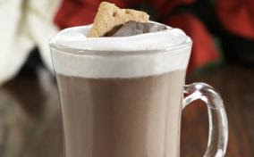 christmas drinks smore mocktail Mocktails for kids