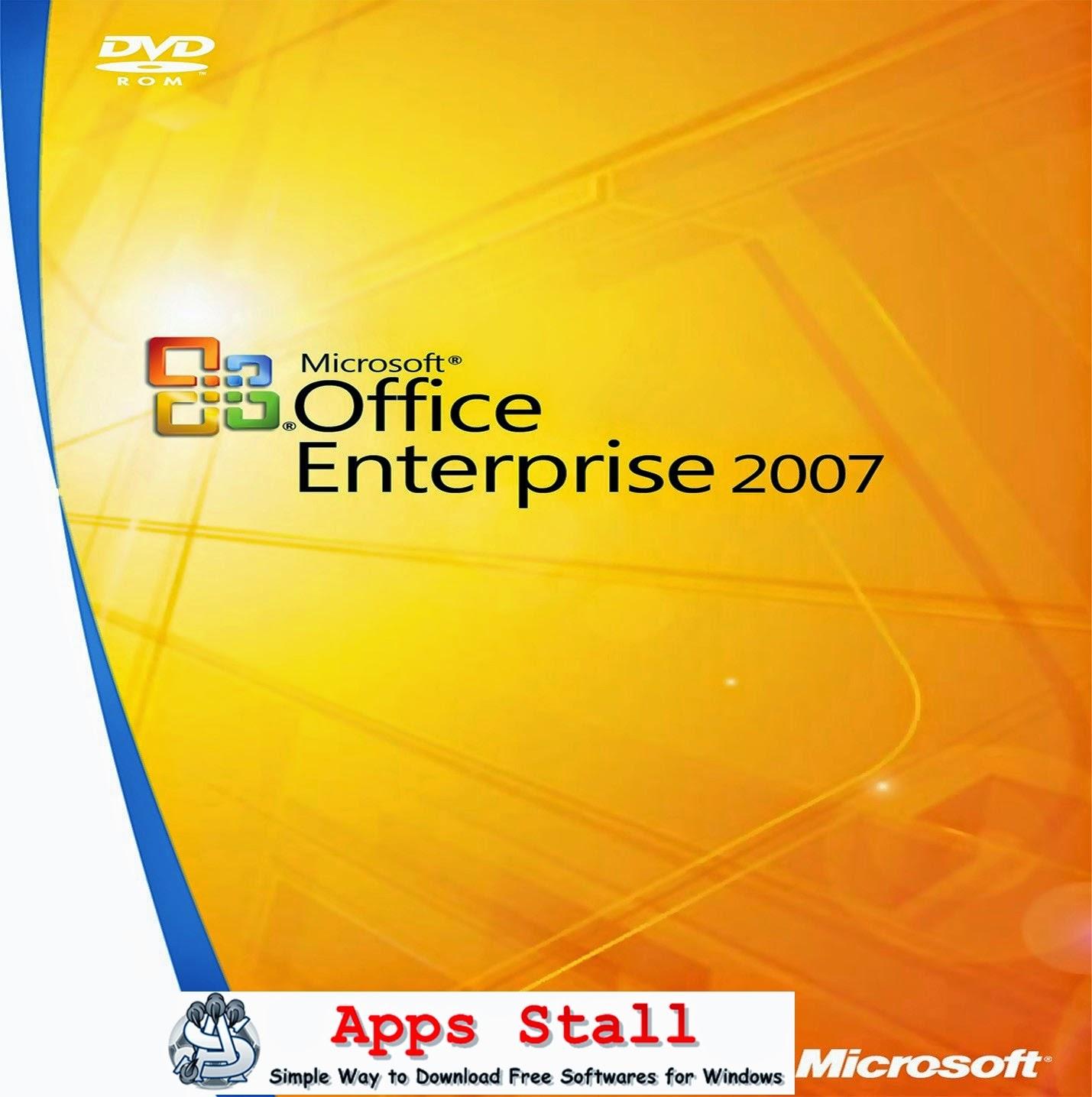 free windows microsoft office 2007 download