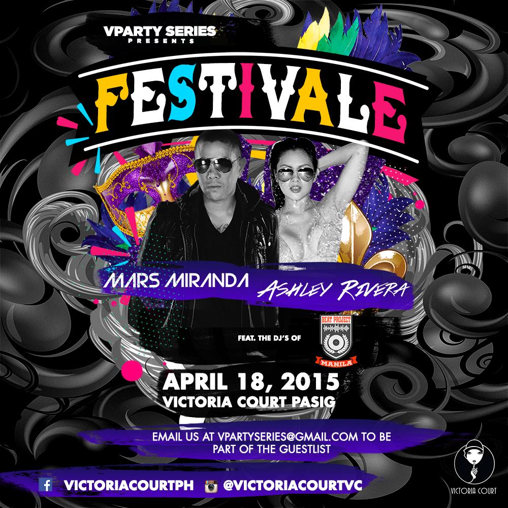 #VPartySeries Festivale