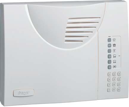 malassise communication alarme knx alarme radio logisty hager. Black Bedroom Furniture Sets. Home Design Ideas