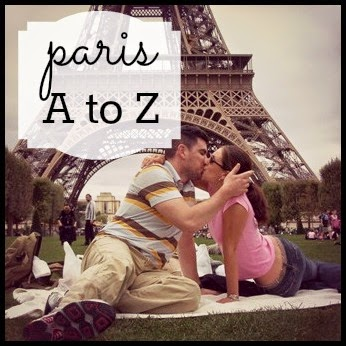 Paris A to Z: The Sassy Girl's Guide to the City of Light