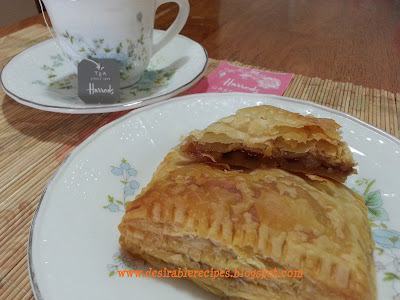 Apple Pie Puff Pastry