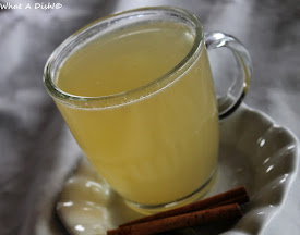Lemon Ginger Spiced Tea