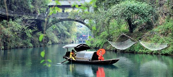Yichang, Hubei province