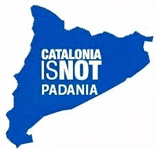 Catalonia is NOT Padania