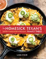 My new book The Homesick Texan's Family Table is published! !