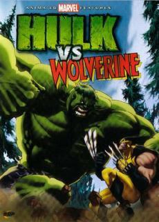 Hulk Vs. Wolwerine – DVDRIP LATINO
