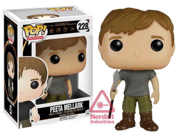 Peeta Hunger Games Funko Pop