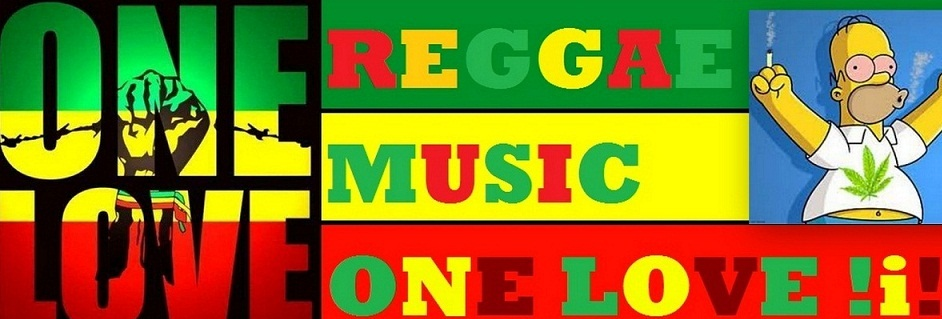 Music reggae one love