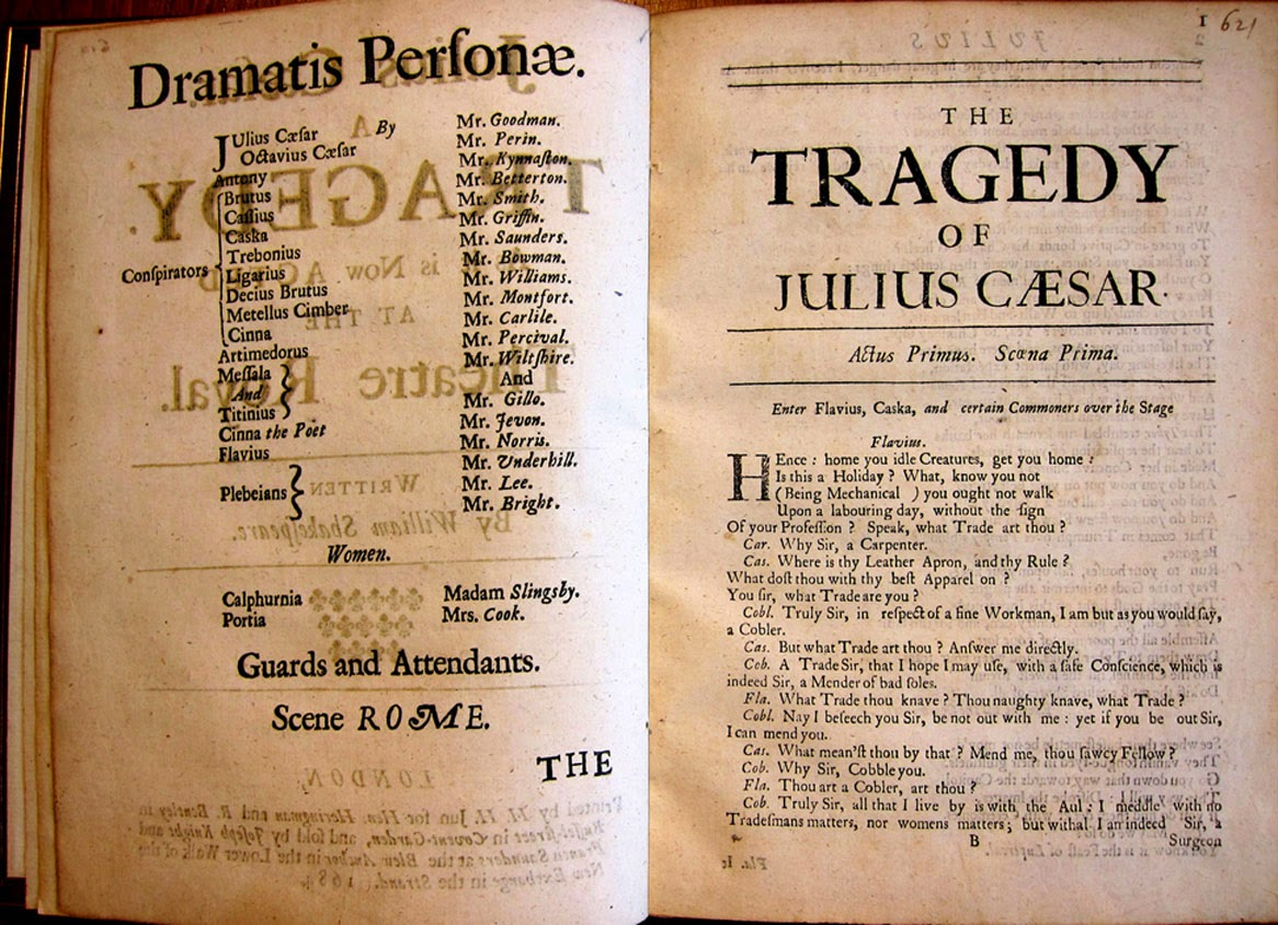william shakespeare and julius caesar history essay William shakespeare's magnus opus, the tragedy of julius caesar, has been taught in american high school classrooms for over 100 years american students can learn many great lessons from one of greatest sonnet writers in history.
