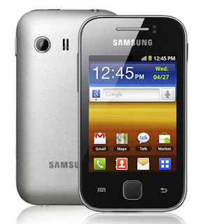 Samsung Galaxy Y S5360Ray