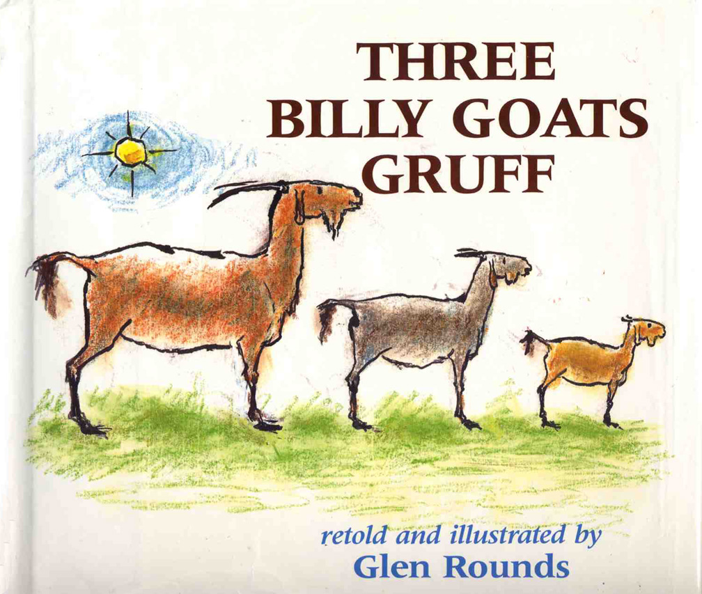 rockin 3 billy goats The three billy goats gruff plays through november 21, 2014 at the puppet company in glen echo park— 7300 macarthur boulevard in glen echo, md for tickets call the box office at (301) 634-2270 or purchase them online.