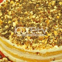 Fıstık Krokanlı Pasta Tarifi