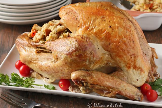 Roast Turkey  /  Delicious as it Looks