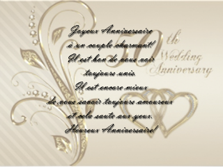 texte flicitations 50 ans mariage - Message Felicitations Mariage