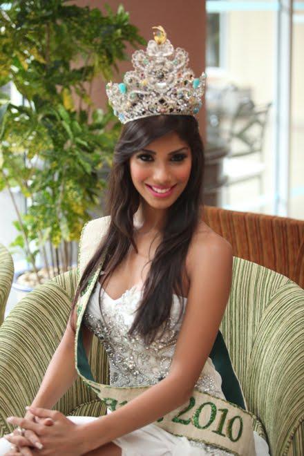 miss earth 2011,Nicole Faria