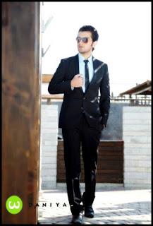 Daniyal Offical full suits 2013 For Men