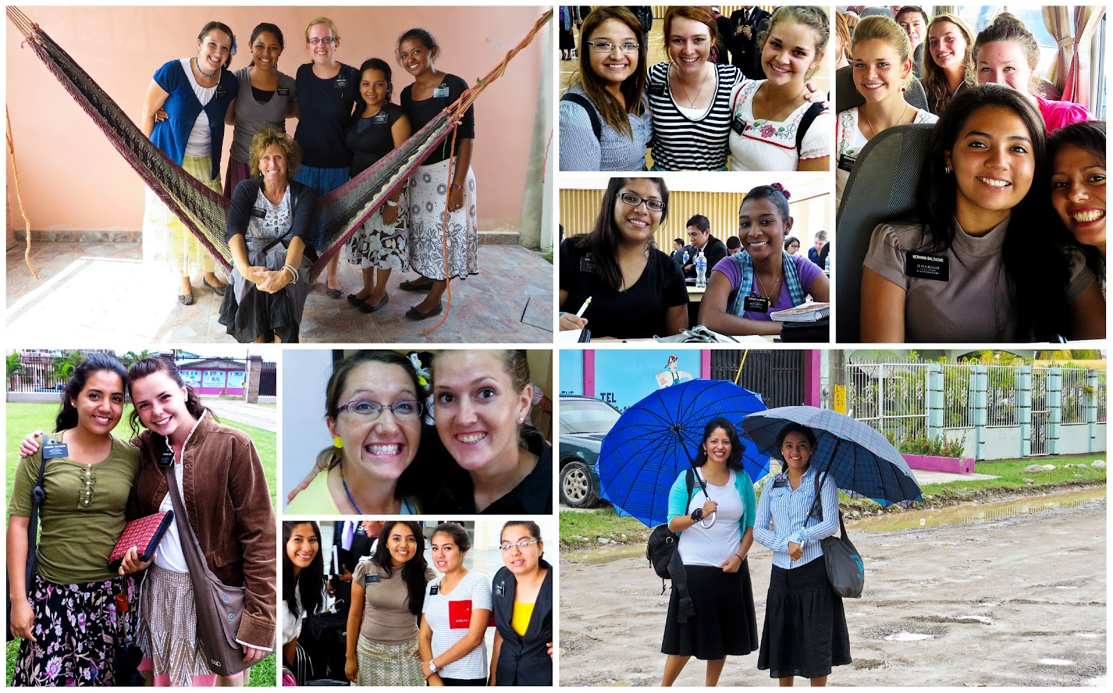 Mormon sister missionaries - make a difference