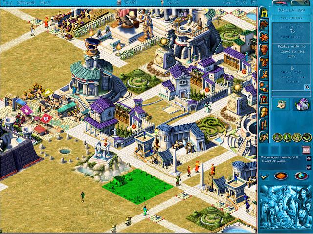 Poseidon: Master of Atlantis - Elite Housing Screenshot