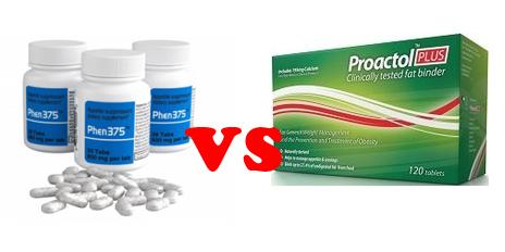 Phen375 ou Proactol Plus? | Phen375: avis/témoignages pour