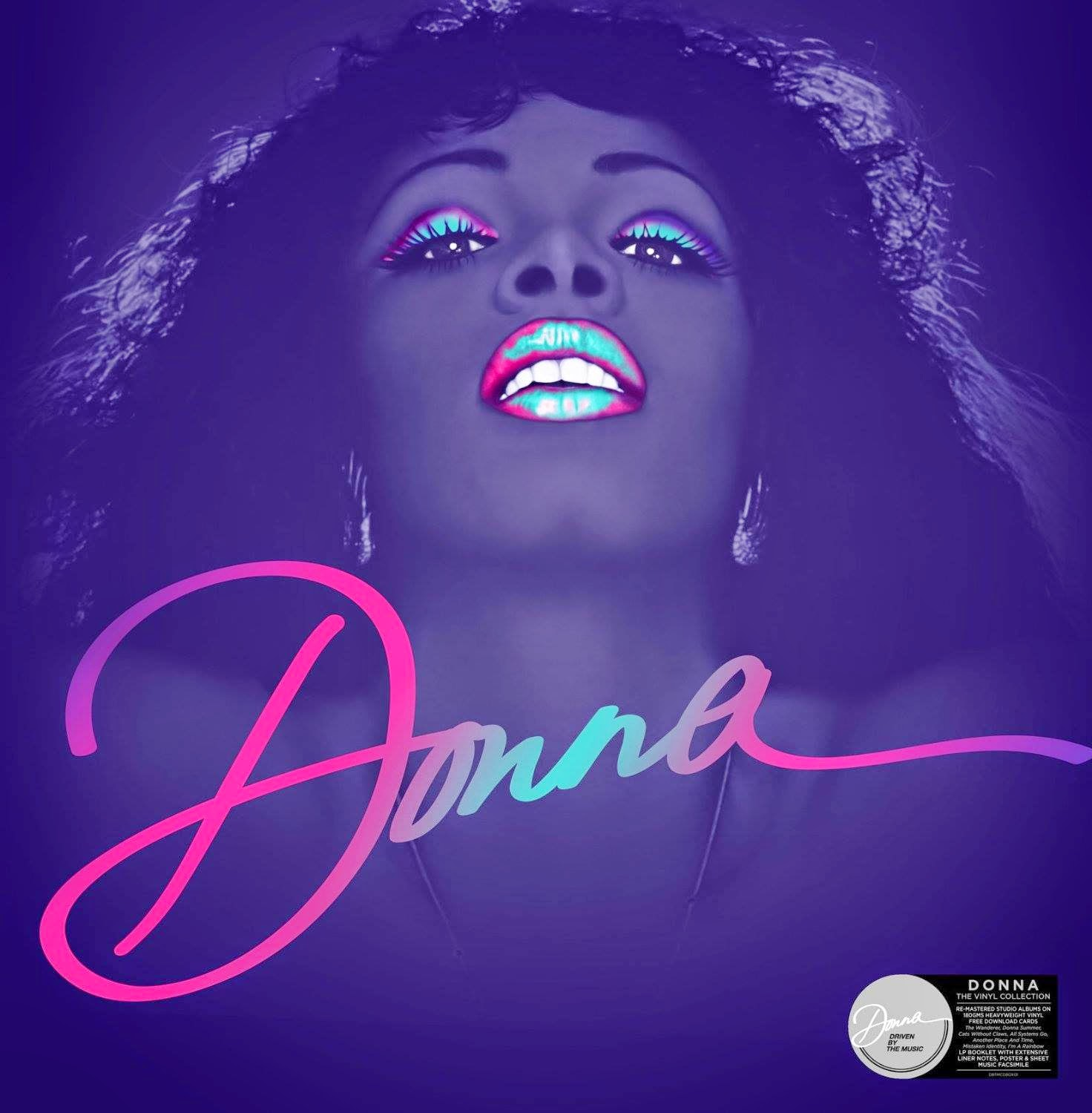 Donna-The Collection LP Box Set-2014