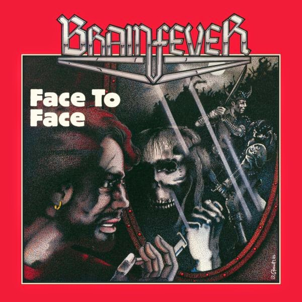Brainfever - Face to Face Germany