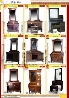 Meja Rias Furniture Klender ( Halaman 29 )