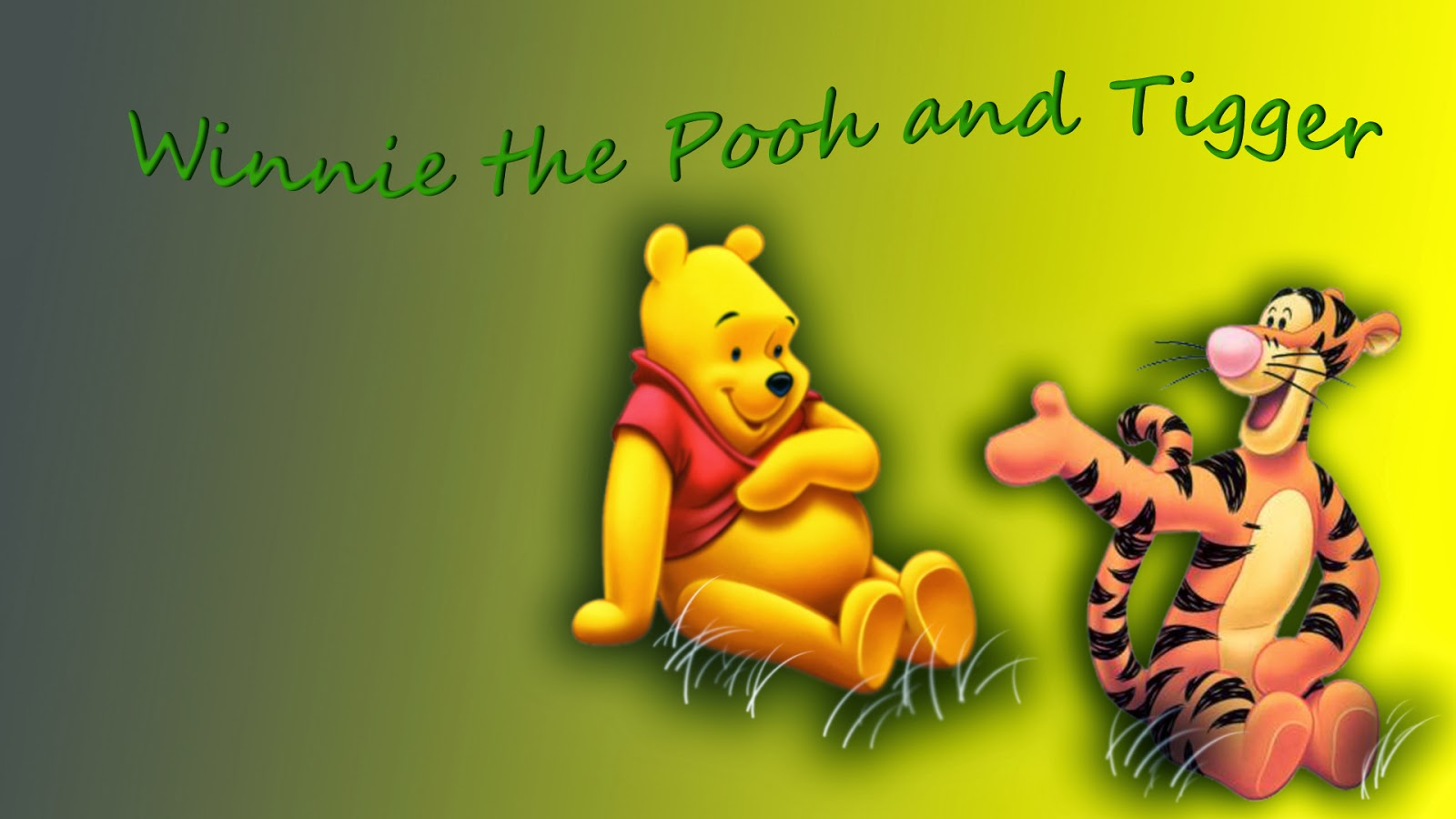 Funny Winnie The Pooh Wallpapers