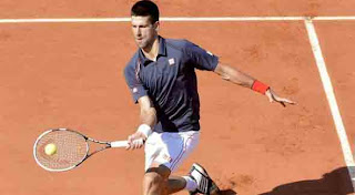 Djokovic primera final en RG