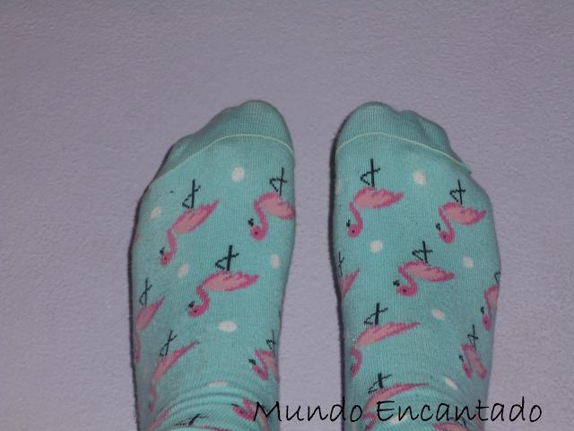 Funky Socks.
