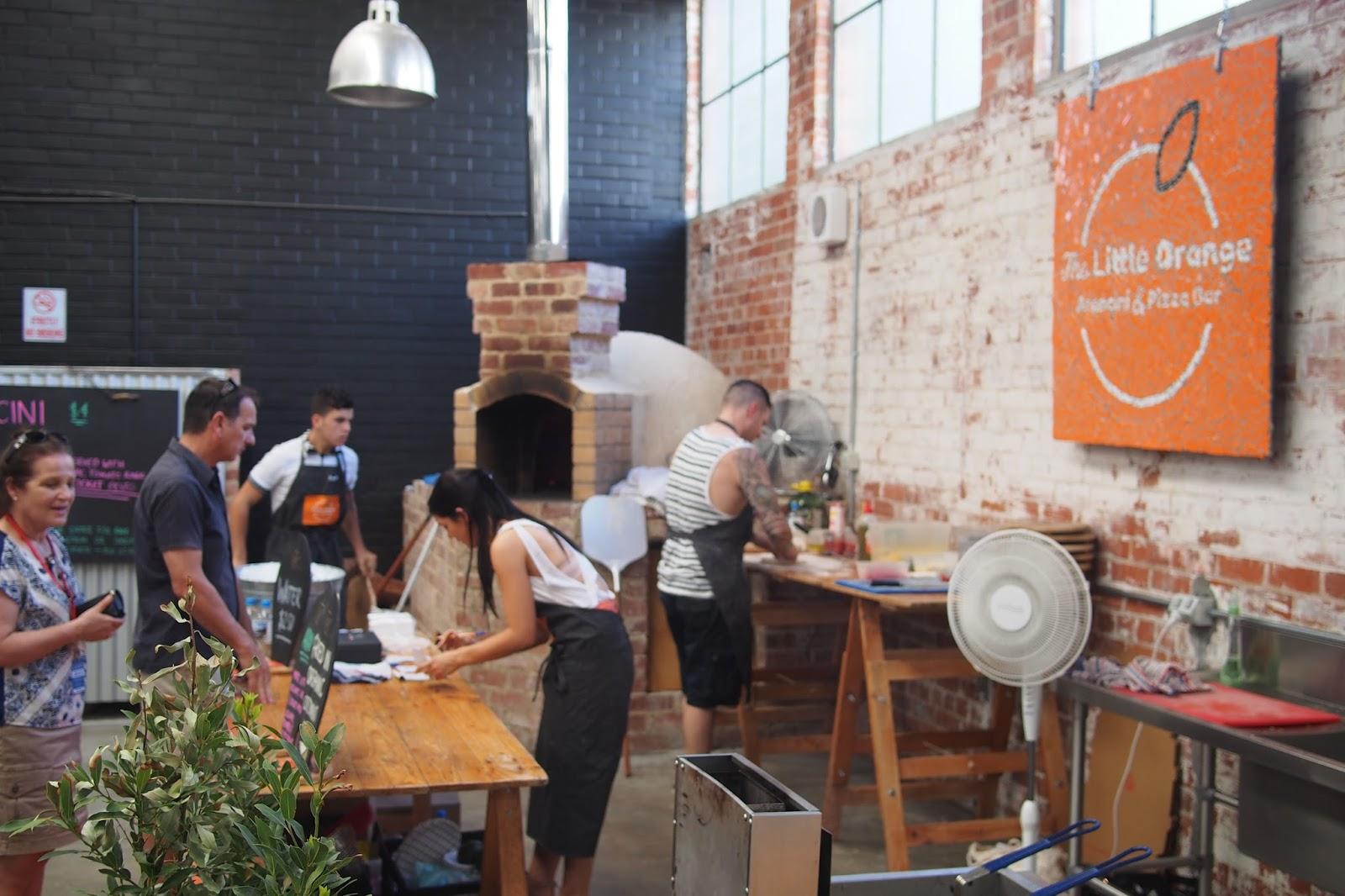 Little Orange Arancini - The Chopping Board
