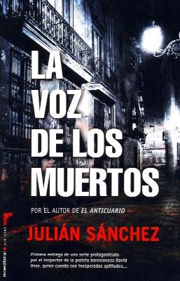 La voz de los muertos - Julián Sánchez [DOC | 1.35 MB]