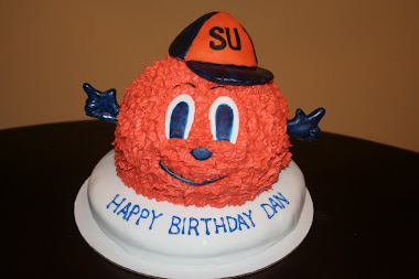 Syracuse mascot
