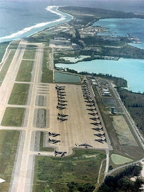 Diego Garcia : Apa Yang Ada Di Sana?