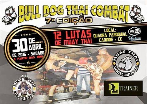 Bull Dog Thai Combat