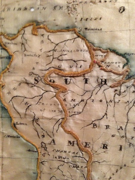 Map of the Week Highlights from Winterthur