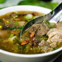 Makassar fish soup