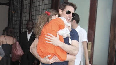 Tom Cruise paye une fortune pour la sécurité de sa fille